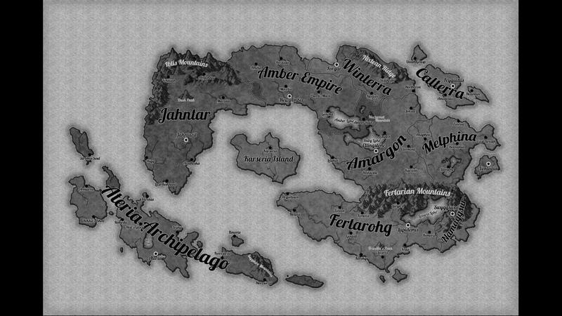 Raven 's Map Tutorial Создание карты фэнтези мира с практическими советами