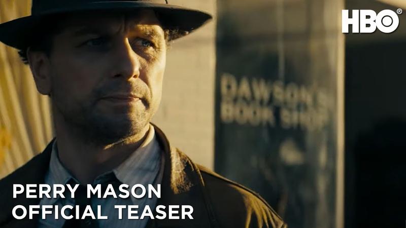 Perry Mason Official Teaser HBO Перри Мэйсон Тизер в озвучке HamsterStudio