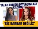 Kim Kardashian'ın 'Sözde Ermeni soykırımı' paylaşımına Demet Akalın da sert çıktı