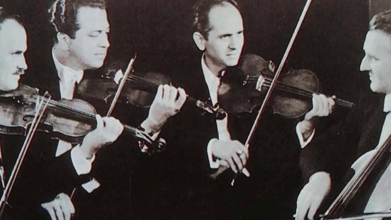 Mozart String Quartet No 15 in D minor K 421 Vienna Konzerthaus Quartet1952
