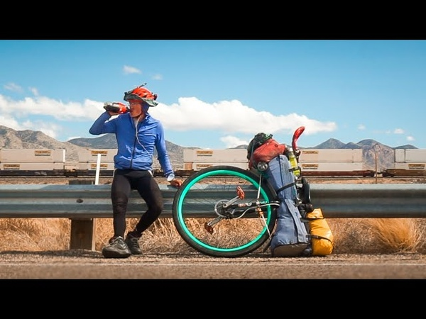 Unicycling Across America 🇺🇸 6000km Journey Across The Width Of The USA!