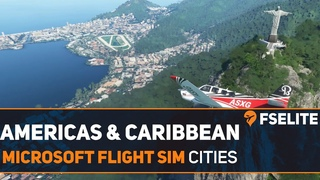 Microsoft Flight Simulator - Central/South America & The Caribbean