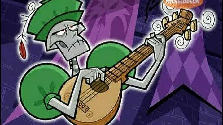 Мультфильм Дэнни призрак 2 cезон 14 серия HD