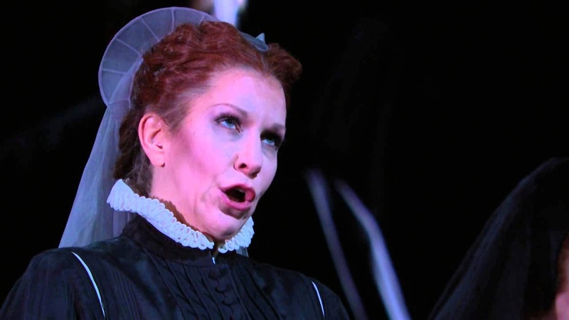 Maria Stuarda Deh! Tu di unumile preghiera -- Joyce DiDonato (Met Opera)
