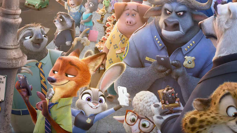 Zootopia Kirsten Bell has a cameo as a sloth Sloths are her favourite animal Her character has two words