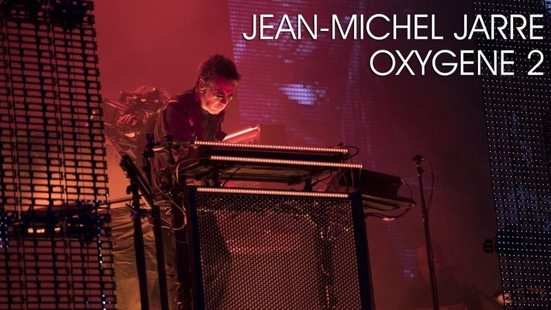 Jean Michel Jarre Oxygene Pt 2 in Santo Toribio de Liébana España 1080p 60FPS