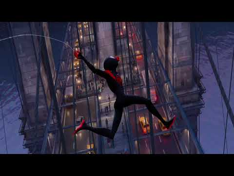 Blackway Black Caviar What's Up Danger Spider Man Into the Spider Verse