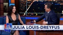 Julia Louis-Dreyfus: Trump Is Doing A Far Superior Version Of Veep