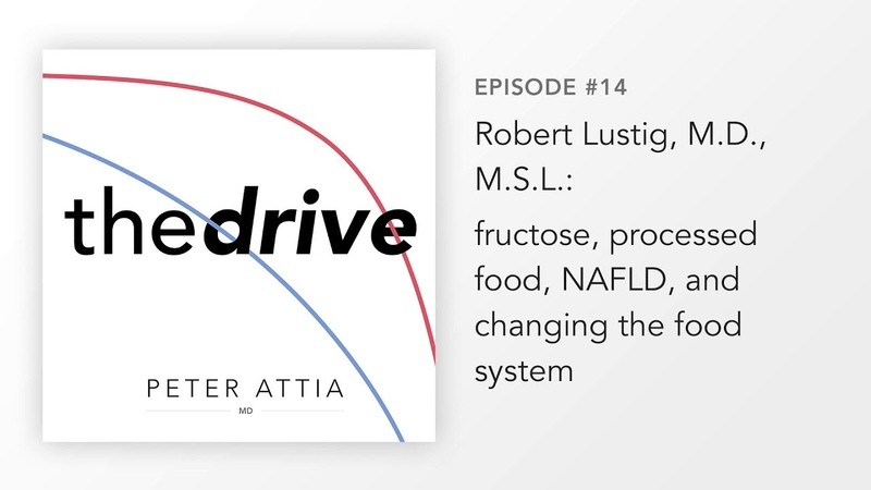 14 Robert Lustig M D M S L fructose processed food NAFLD and changing the food system