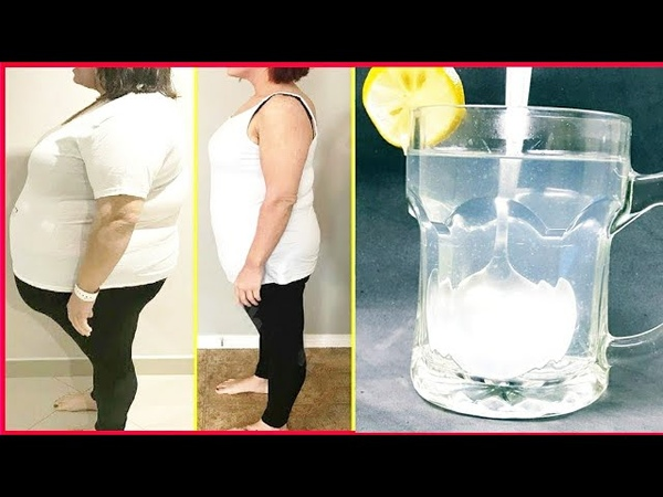 A great miracle for this drink How to lose 15 kg in 15 days dries the belly and leaves you very thin