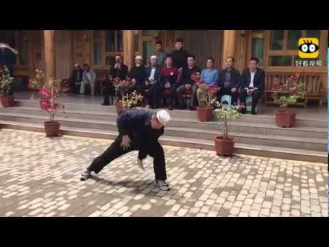 Демонстрация синъицюань стиль ушу Китай