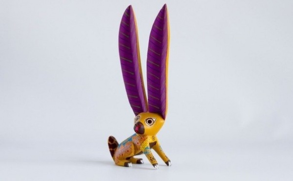 Традиционные скульптуры животных от мастеров из Оахаки Дымковские игрушки знакомы всем с детства, хотя бы понаслышке. А вот роспись мексиканских мастеров что-то новенькое. Видели ли вы такие