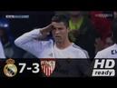 Real Madrid vs Sevilla 7 3 Liga BBVA All Goals Extended Highlights 30 10 2013 HD