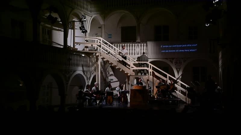 Claudio Monteverdi L'Orfeo SV 318 Profeti della Quinta Friends Elam Rotem