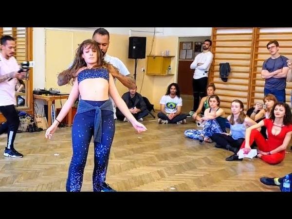 Ariana Grande 7 rings Brazilian Zouk Dance Alex de Carvalho Mathilde dos Santos
