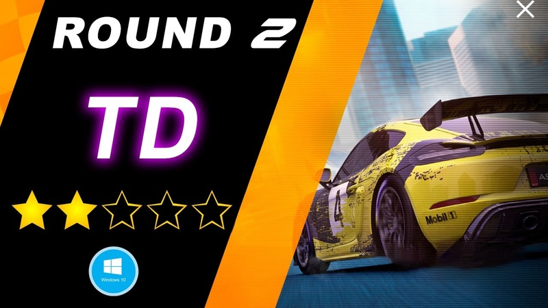 Asphalt 9 Touchdrive TD ★37 824★ Grand Prix Porsche Cayman GT4 Clubsport Round 2 2⭐️