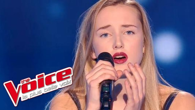 Chris Isaak – Wicked Game   Louisa Rose   The Voice France 2016   Blind Audition