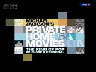 Майкл Джексон - Домашний архив Короля (Michael Jackson - Private Home Movies)
