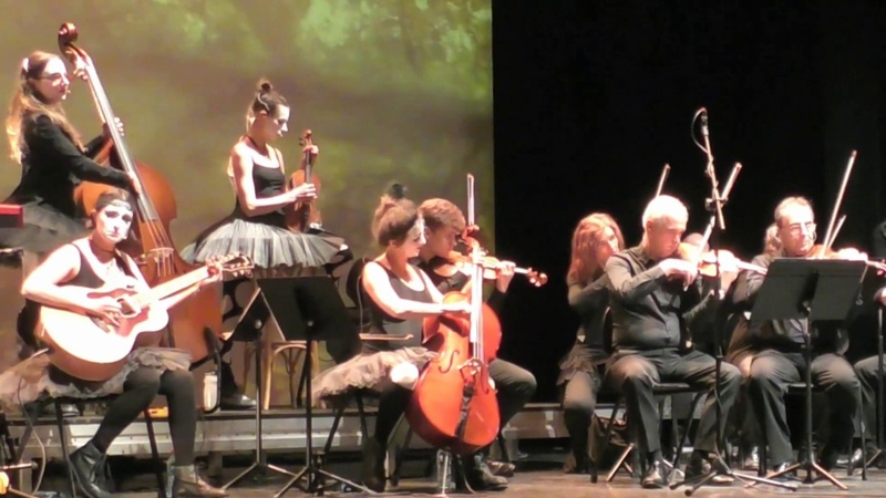 Dakh Daughters Band Panno Inno with Chamber Orchestra L'Estro Armonico