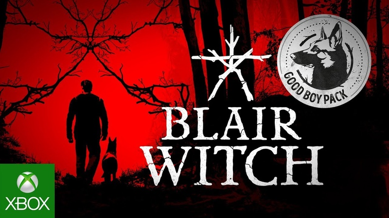 Blair Witch - Good Boy Pack
