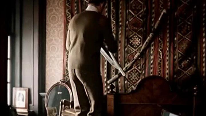 Приключения Шерлока Холмса и доктора Ватсона 1 серия знакомство