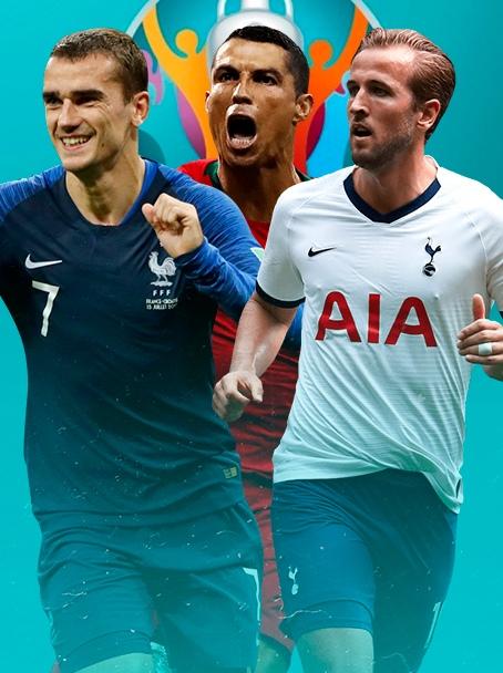 Злая Португалия и результативные Англия с Францией. Горячие прогнозы на Евро-2020!