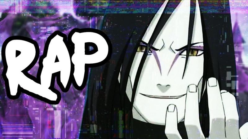 OROCHIMARU RAP Venom RUSTAGE Naruto