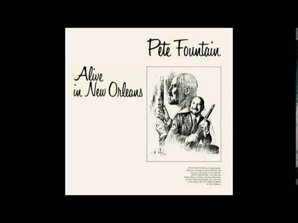 Pete Fountain Alive In New Orleans 1977 PGP RTB full album