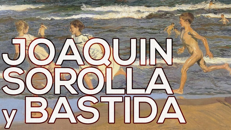 Joaquin Sorolla y Bastida A collection of 149 paintings HD