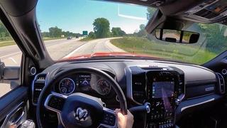 2020 Ram 2500 Laramie Crew Cab  Cummins Turbo Diesel - POV Review