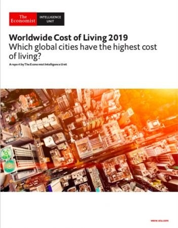 EIU Worldwide Cost of Living 2019