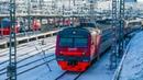 RailWay. Thaw after freezing rain in Vladivostok / Оттепель после ледяного шторма во Владивостоке