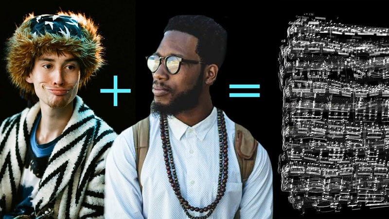 C Blues Jam E x p l a i n e d Jacob Collier and Cory Henry Go Crazy