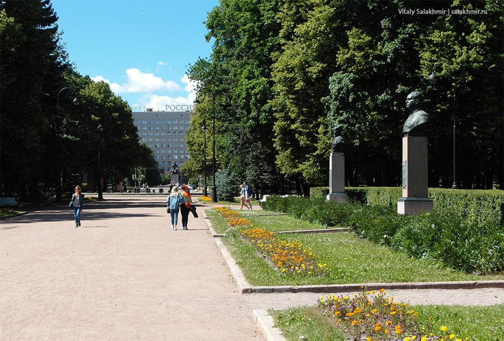 Московский проспект, Санкт-Петербург 2019
