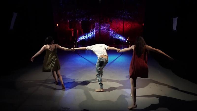 Групповой номер (трио), постановка - Томашова Н. | Kats dance studio, отчётный концерт 28-06-2019