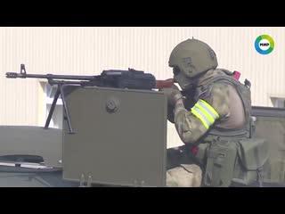 Военнослужащие ЦСН СКО ФСВНГ России   Специальные подразделения России   СПР