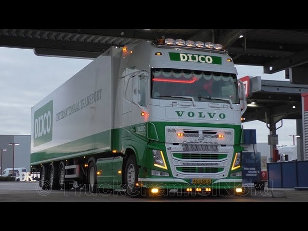 Truck Mix at Rade 13 Dijco Beimer H A Tukker more Open Pipe Sound