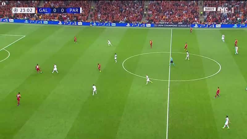 Galatasaray vs PSG Full Matc 2019 2020