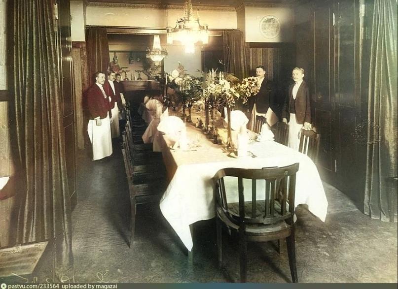 Эксклюзивные цветные фотографии Петербурга начала 20 века, изображение №6