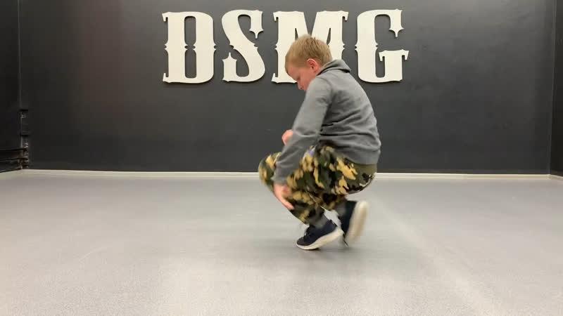 Dance school DSMG Coach Khalipov Yura Student Stepan