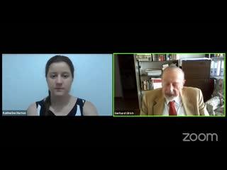 BfeD - Dr. Katherine Horton, Stop 007 informiert - Gerhard Ulrich über Schweizer Korruption und globale Seilschaften