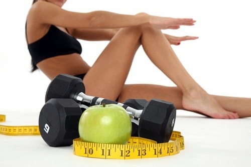 Быстрое похудение тренировка