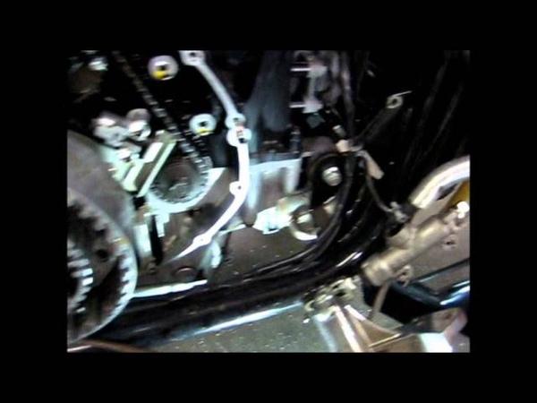 M109 Motor Mounts Install