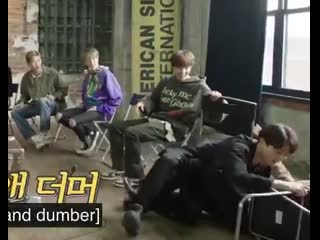 Clumsy babies