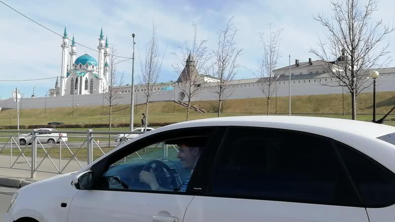 В ГОСТИ ИЗ Самары в Казань