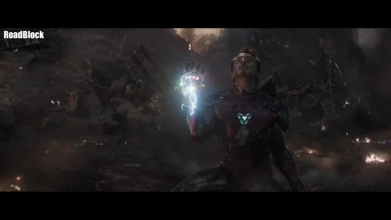 Avengers End Game Мстители Финал
