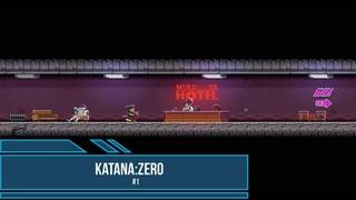 Пиксельный убийца - Katana Zero #1