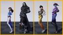 All Overwatch Characters do D.Vas secret dance!
