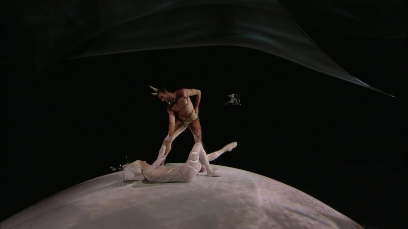 Le Songe choreography by Jean Christophe Maillot Ballets de Monte Carlo Jens Weber Anjara Ballesteros Jeroen Verbruggen