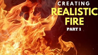 FumeFX Tutorial - Creating Photoreal Fire for Film Production - Allan McKay - Part 1 (3ds max)
